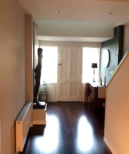 Twin / Double en suite Dalkey in luxury home - Dalkey - Casa