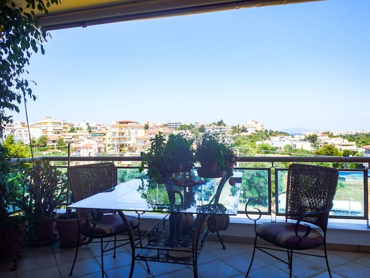 RafinaView Apartment | Rafina Port-Athens Airport