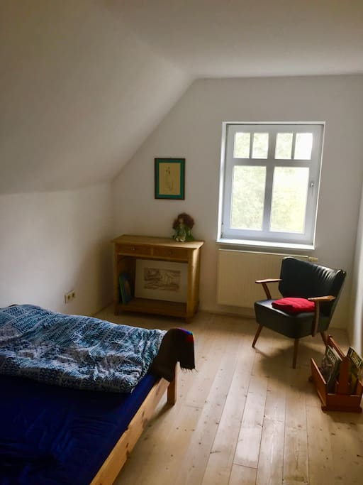 Kleines Zimmer (1 Bett 120x200)