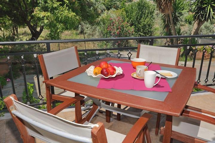 Skopelos Chara's Lux apartment