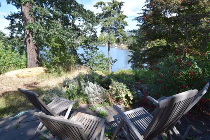 Waterfront suite for music and outdoor lovers - Victoria - Ev