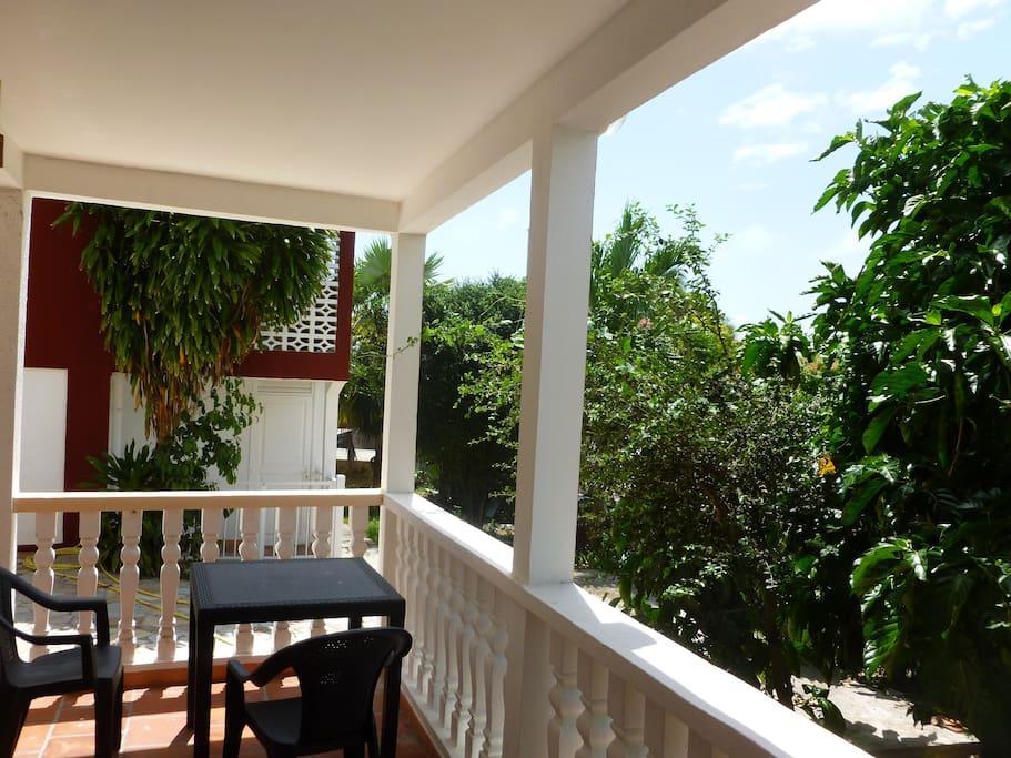Appartement Noni, vue mer