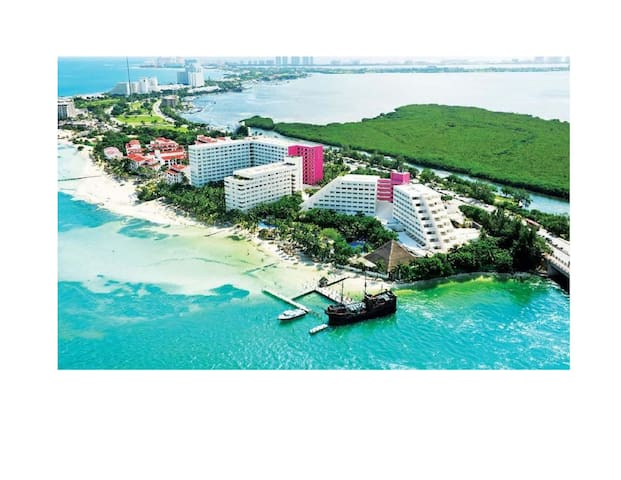 Gorgeous Grand Oasis - Palm Cancun - Cancún - Boetiekhotel