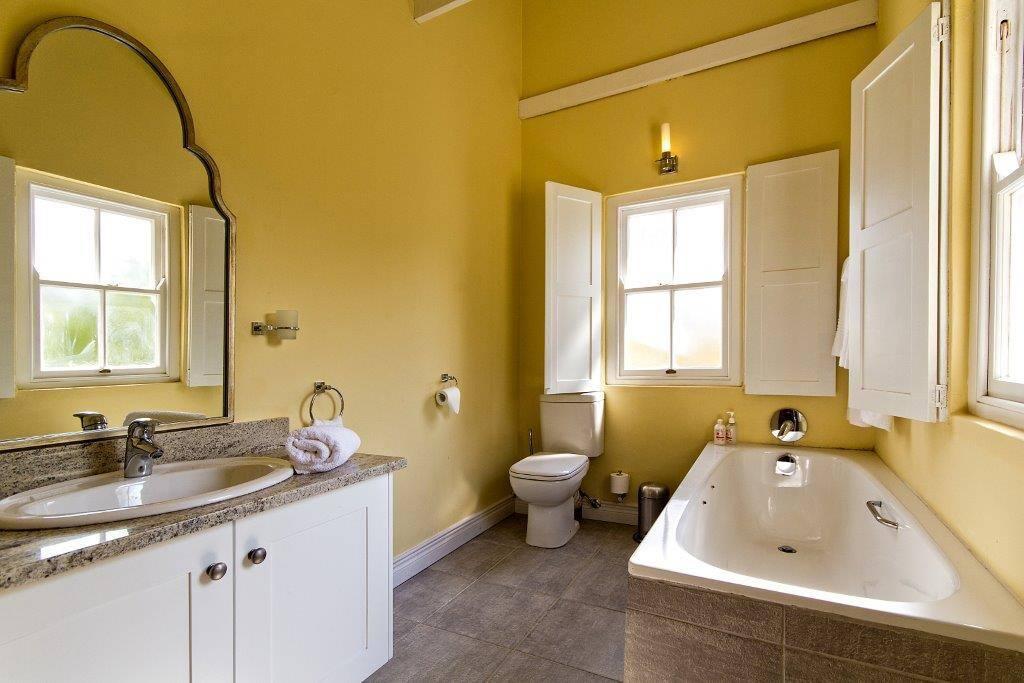 Bathroom with bath only.