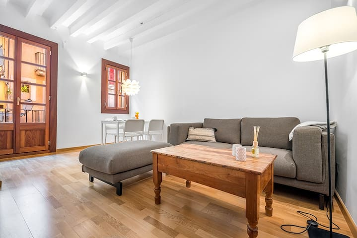 Cute and charming apartment in the heart of Palma