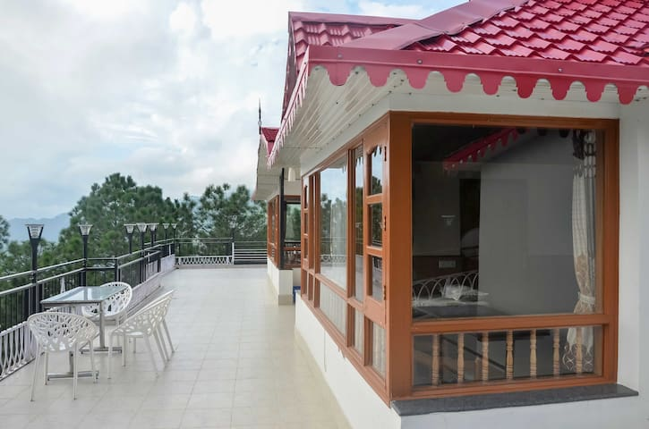 2 Bedroom Cottage |Private Terrace |Panoramic View