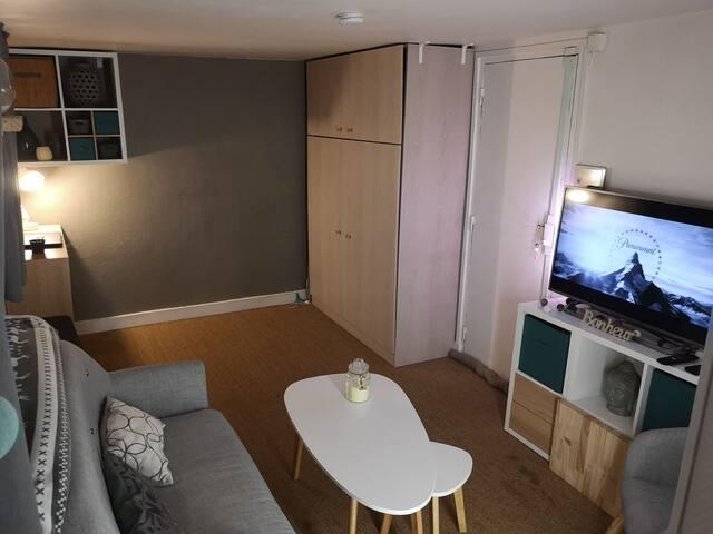 Studio Concorde - champs elysees - madeleine