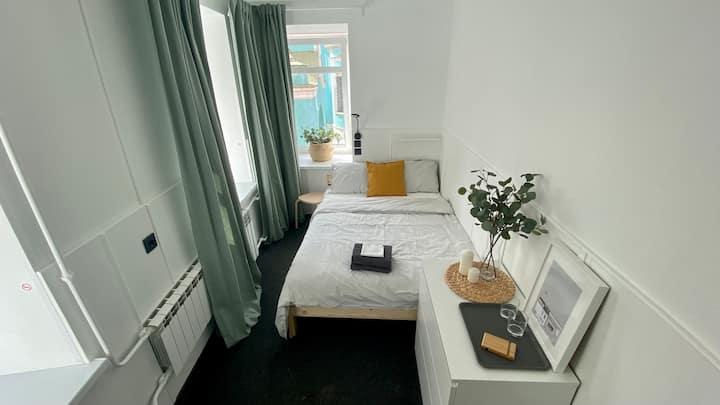 Светлое и уютное жилье в уникальной локации