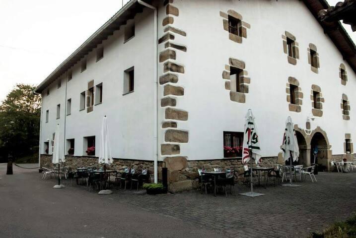 Alojamiento para grupos - Ziortza-Bolibar