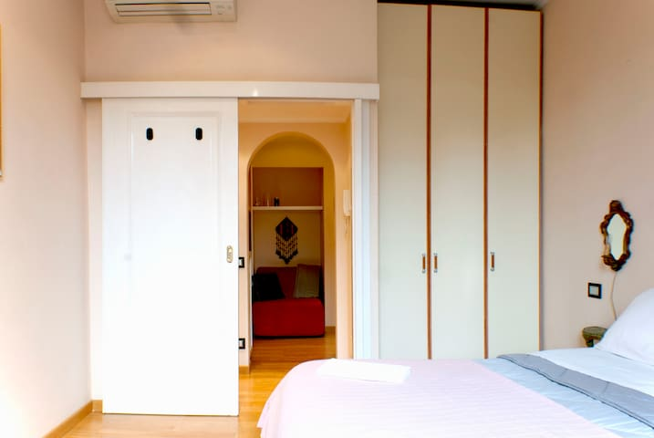 TRASTEVERE  FLAT STUDIO for 2 pp