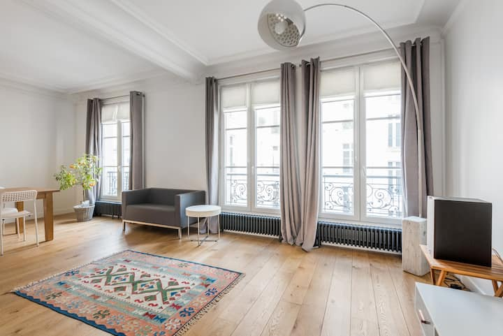 Superb flat 200m from the Luxembourg Gardens