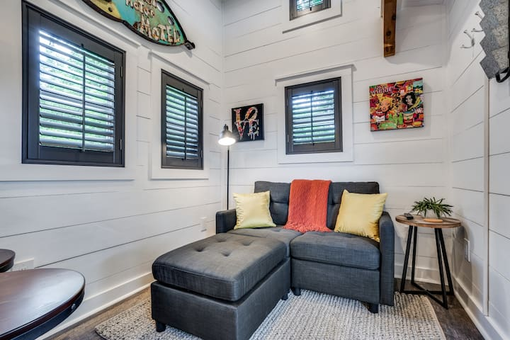 """The """"Love Shack 2.0"""" in Historic Downtown McKinney"""