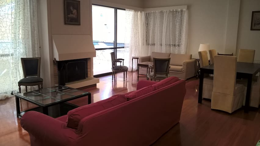 Alimos Athens appt nr sea, easy for airport/sites