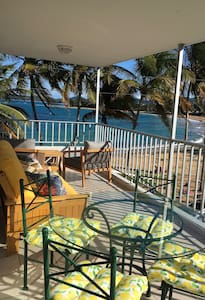 REAL BEACHFRONT CONDO – The closest you can be...