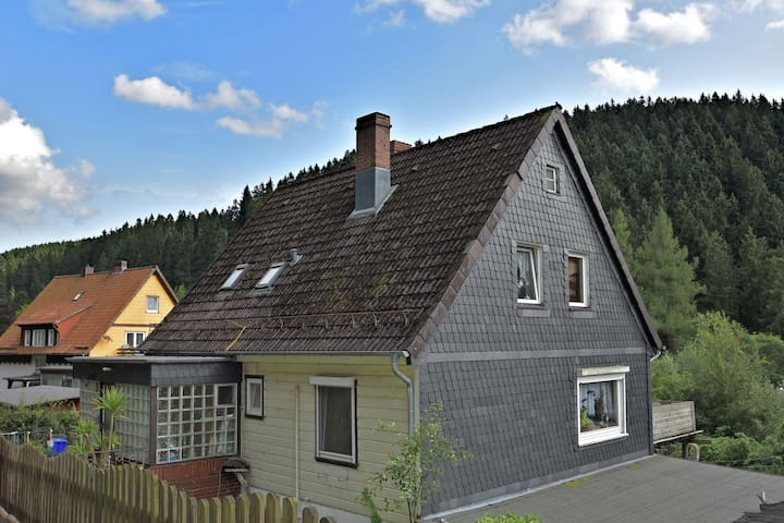Cosy apartment in the Upper Harz with numerous options for excursions