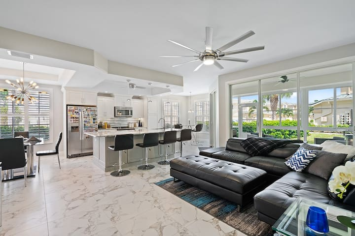 One of a Kind Townhome- Sanibel/Fort Myers