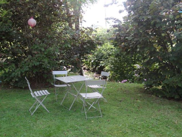 3 chambres en Rez de Jardin - Saint-Georges-Haute-ville - House