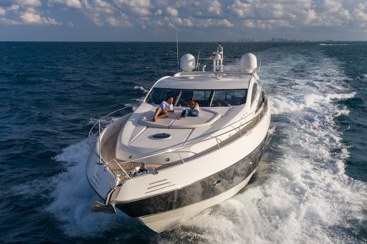 Yacht Party Rental - 82' Predator