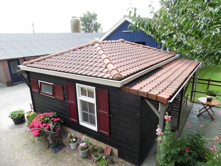 Tuinhuis Sonnenberg IJsselmuiden.
