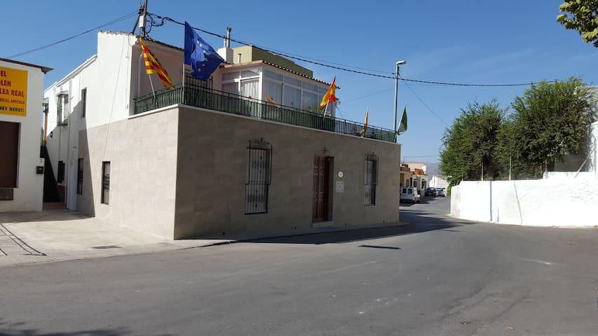 CASA RURAL PRADO 1 P. BAJA, ENTRE MAR Y MONTAÑA - BERJA - Casa