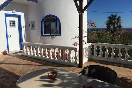 Sea view villa + heated pool + studio - Tavira - Villa