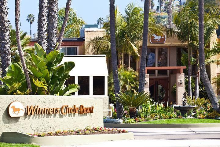 Winner's Circle Resort - San Diego -1 week