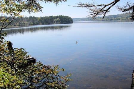 Lake Midway Cottage at Digby Neck Nova Scotia
