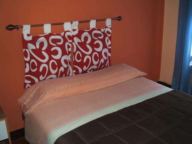 HABITACION 2 (cama matrimonial)