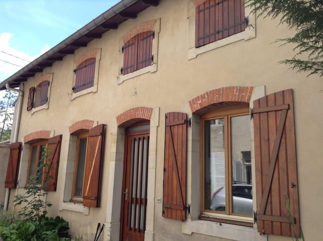 Maison tout proche Nancy - Malzéville - House