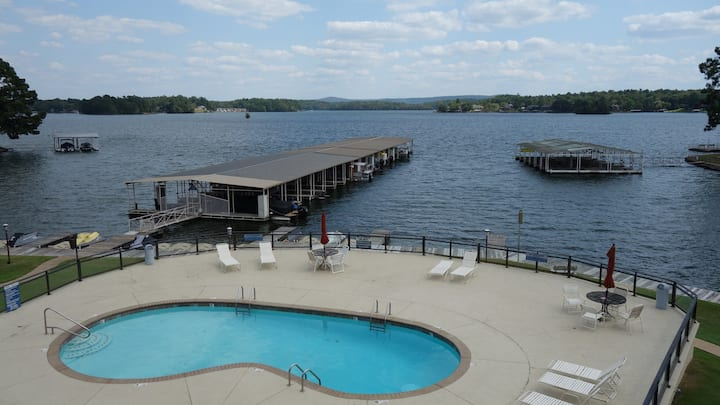 NEW Listing..Lake Front Condo