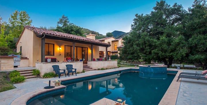 Malibu Wine Country Guest Villa