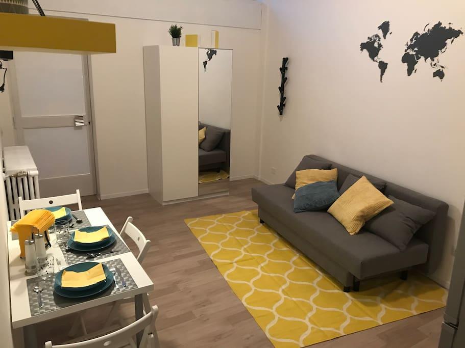 Studio asiago 15 duomo appartamenti in affitto a milano for Appartamenti asiago centro affitto vacanze