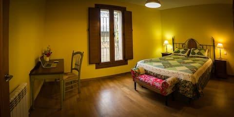Apartamento con encanto en el casco viejo.