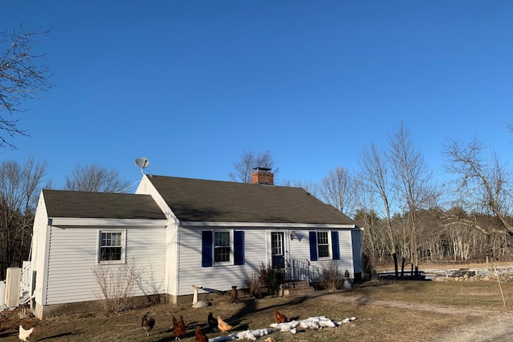 Quaint Cottage on a Working Farm