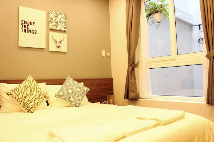 YessHome serviced apartment