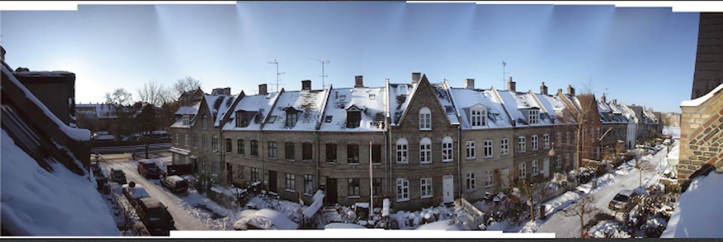 House in central Copenhagen - København - Hus