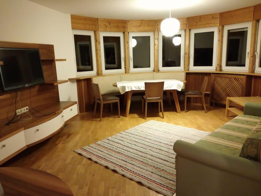 Mariel appartamento nel centro di selva appartamenti in for Selva di val gardena appartamenti