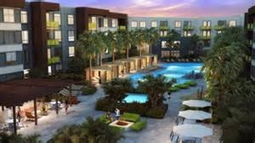 Luxury 1 Bedroom Apt. Close to Mission Beach - San Diego - Appartement