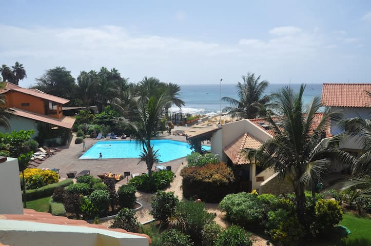 5* apartment in Sal, Cape Verde - Santa Maria - Apartamento