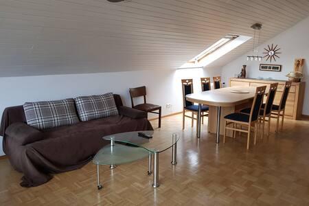 Aspach 3 Zimmer-Wohnung