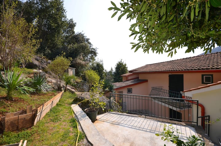 Two Bedroom Apartment, 100m from city center, seaside in Moscenicka Draga (Opatija), Balcony, Terrace