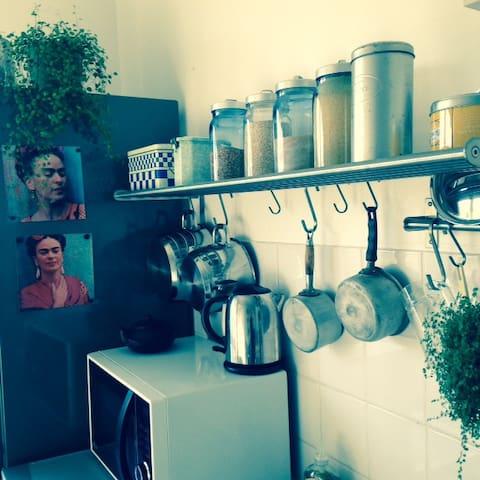 Chambre + petit-déjeuner - Lió - Pis