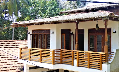 Apartmán 1. poschodie - Thenu Villa -  Hikkaduwa -