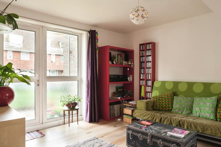 Central modern ground floor flat. - Londra