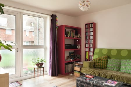 Central modern ground floor flat. - Londres - Pis
