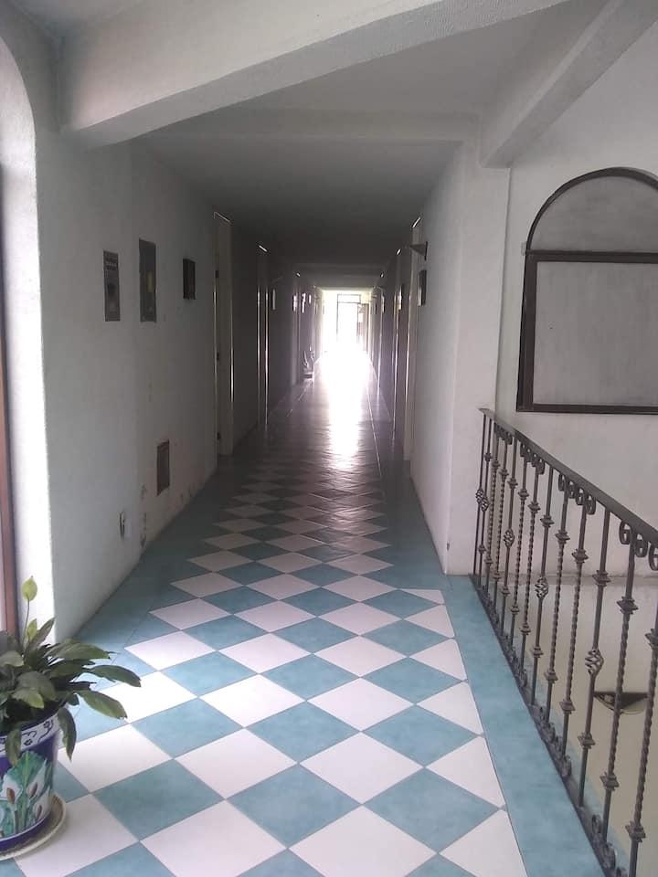 HABITACIONES TIPO HOTEL EN CENTRO DE APIZACO TLAX