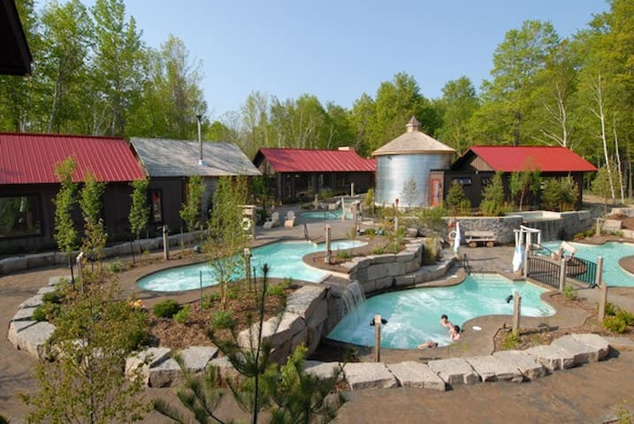 Pamper yourself by booking a visit to one of the many local spas.  The Scandinaive spa is a short drive away.
