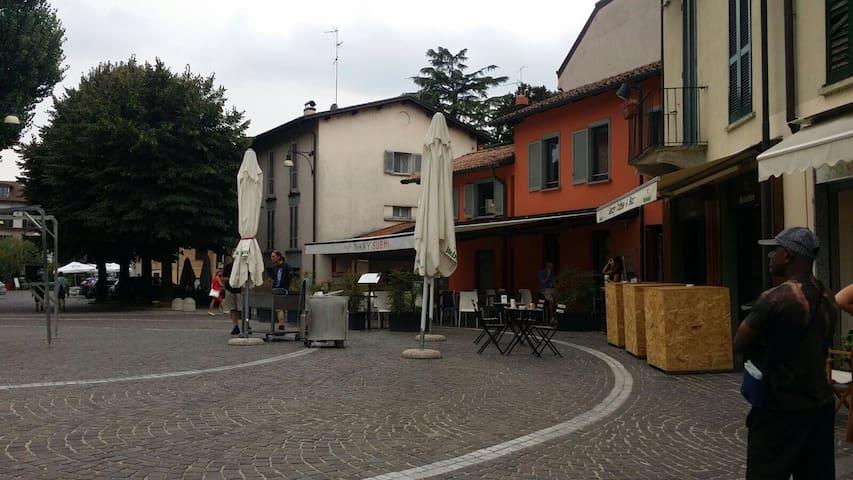 Monza's mills
