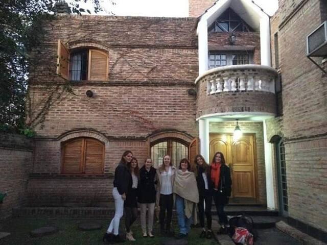 Silvia`s house ( habitacion 1 )
