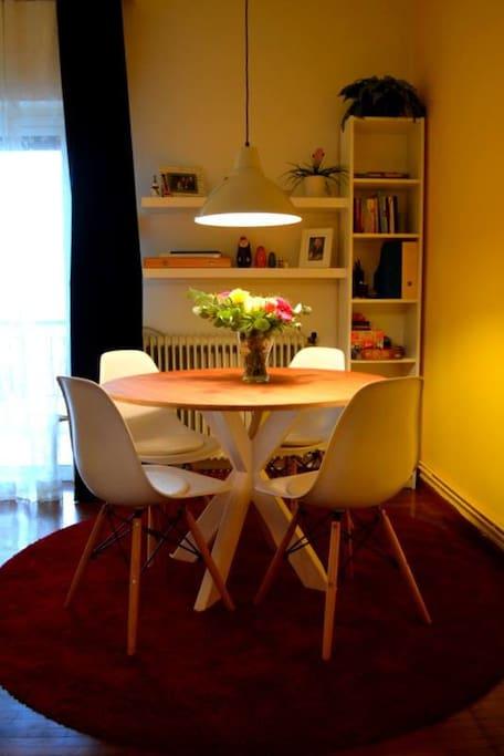 Τραπεζαρία / Dining table